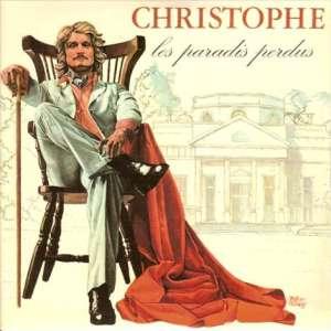 christophe les paradis perdus